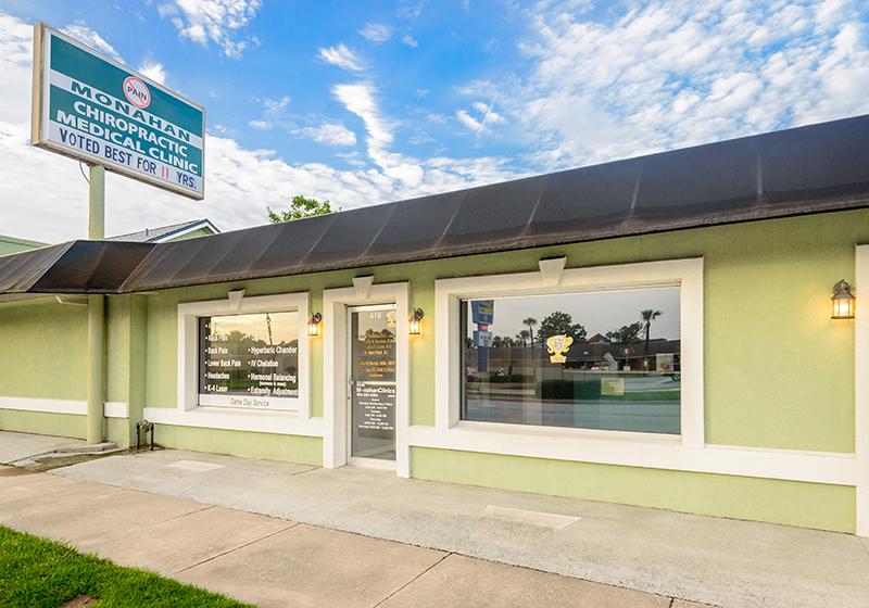 Monahan Chiropratic Clinic St Augustine Palatka Palm Coast Florida No Pain (1)