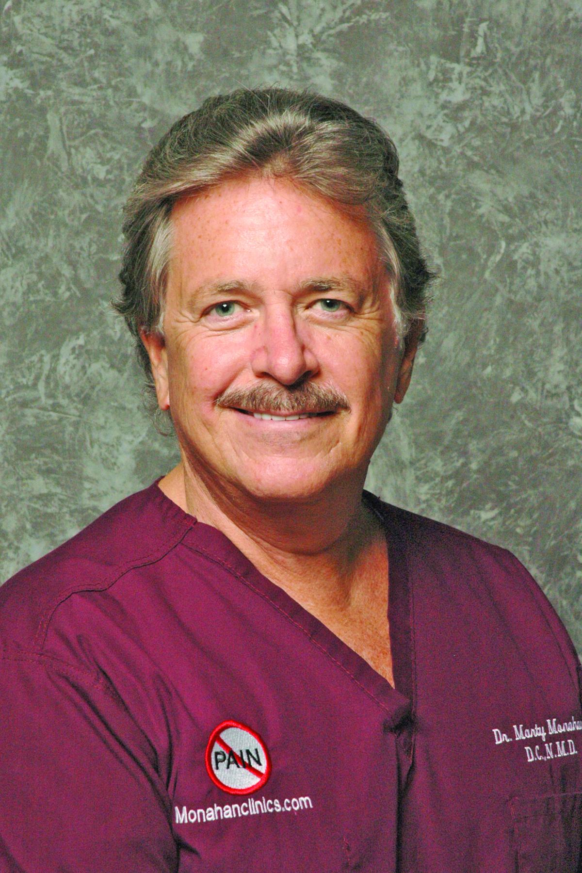 Dr Clark Pic