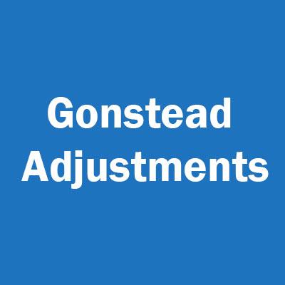 Gonstead Adjustments
