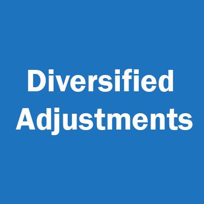Diversified Adjustments